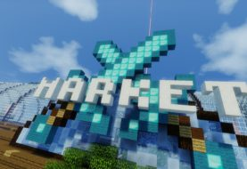 Minecraft Market Place für Windows 10 unterwegs