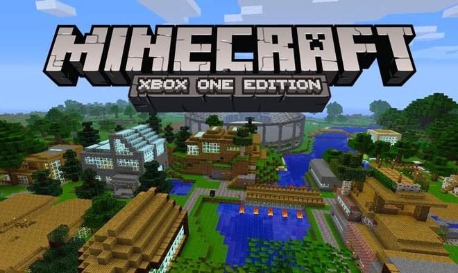 Minecraft: Xbox One Edition hat ein Datum