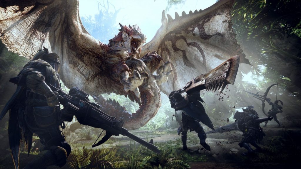Monster Hunter World – Capcom untersucht Match Making Probleme auf der Xbox One