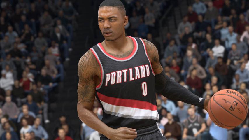 E3 2015: Ein neuer Trailer zu NBA Live 16