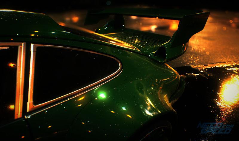 E3 2015: Need for Speed hat einen neuen Trailer bekommen
