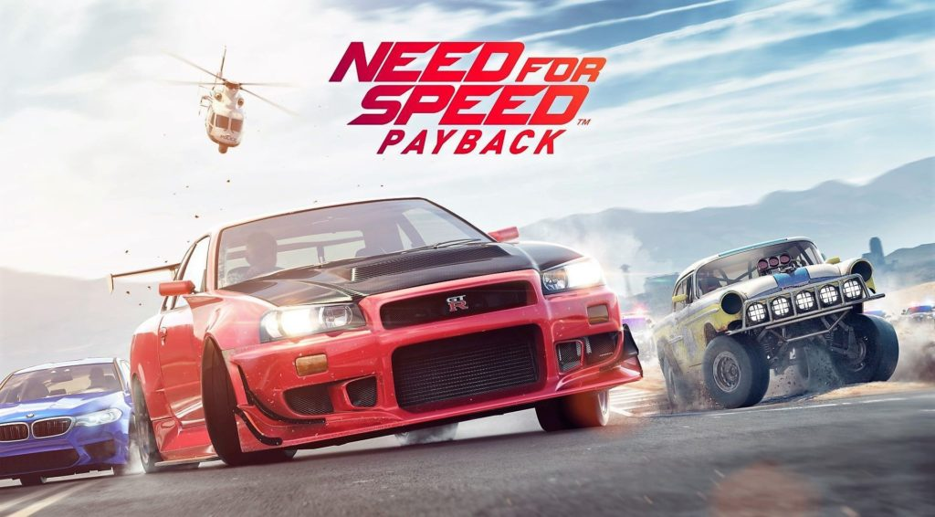 Need for Speed Payback – Neuer Story-Trailer steht bereit