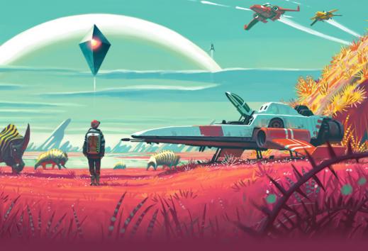 No Man's Sky - Neues Update bringt euch lebendige Schiffe