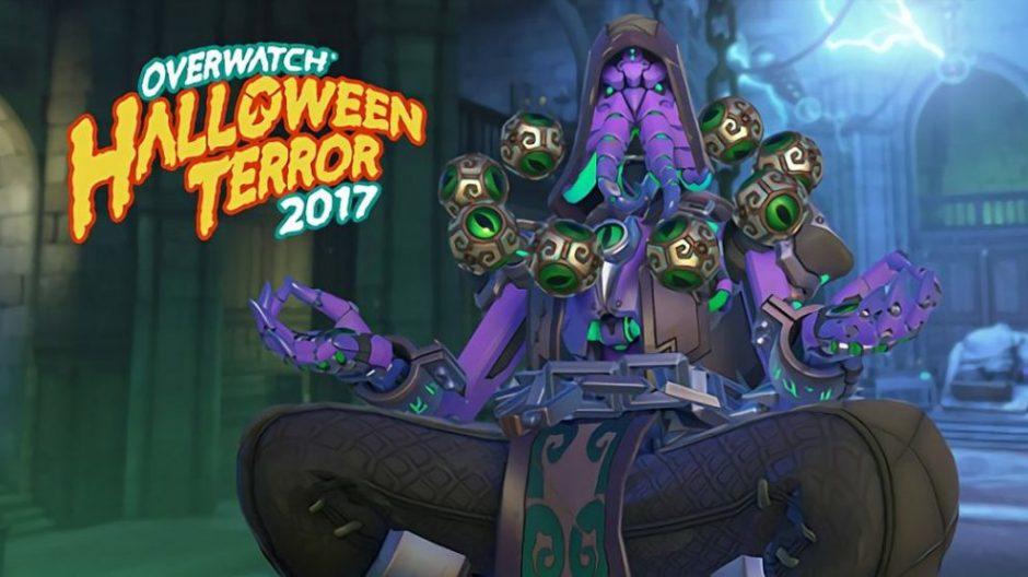 Overwatch – Halloween Terror 2017 startet ab heute durch