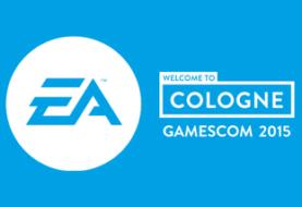 gamescom 2015: So entsteht der EA Stand