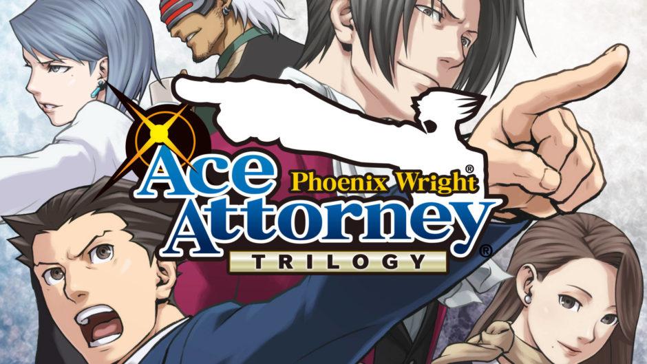 Phoenix Wright: Ace Attorney Trilogy – Ab sofort auch für die Xbox One erhältlich