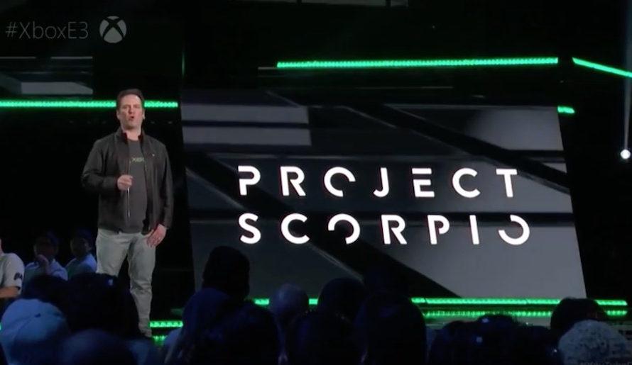 Project Scorpio – Wird sie schon vor der E3 2017 gezeigt?