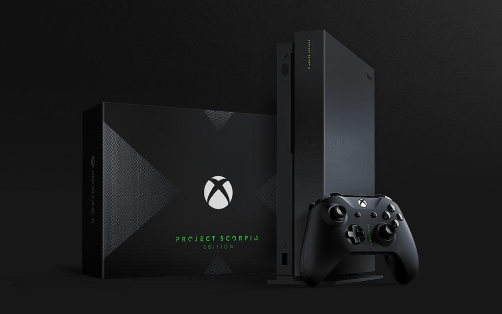 Xbox One X – User klagen über kaputte Project Scorpio Edition, Ursache bereits behoben?