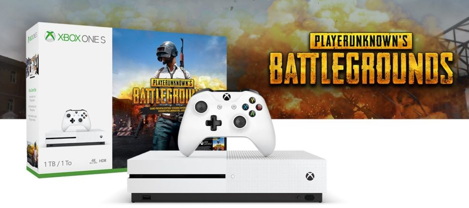 PUBG – Microsoft kündigt Xbox One S Bundle an