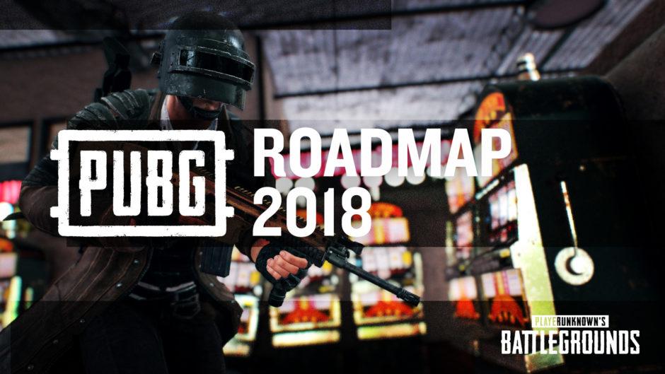 PUBG – Inhalte für die Roadmap 2018 bekannt