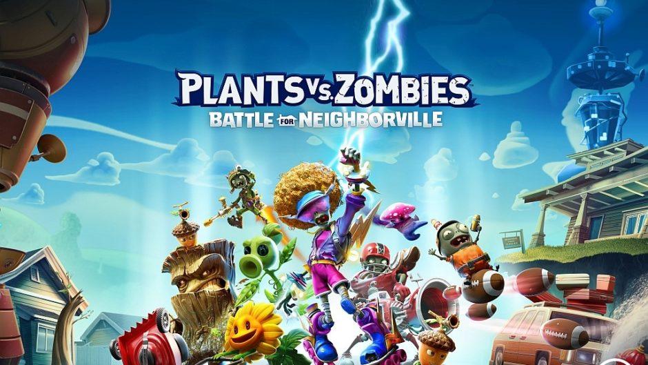 Plants vs. Zombies: Schlacht um Neighborville angekündigt