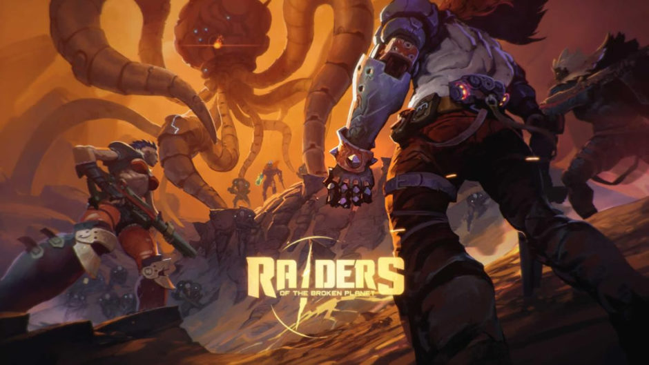 Raiders of the Broken Planet – Mit vier Kampagnen am Start