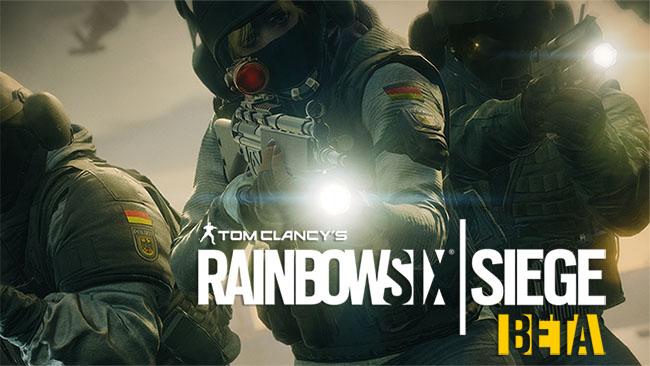 Rainbow Six: Siege – Ladet jetzt schon mal die ( öffentliche ) Beta!