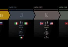 Rainbow Six Siege - Ubisoft kündigt Year 3 mit vier neuen Seasons an