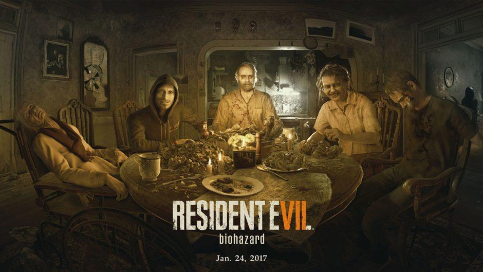 Resident Evil 7 biohazard – Ab heute erhältlich