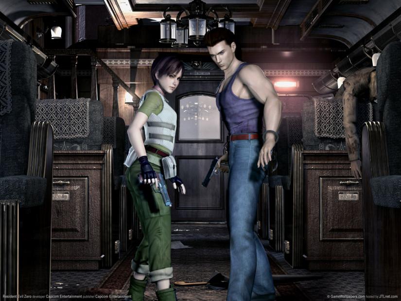 Resident Evil 0 – Hier das Gameplay Walktrough!