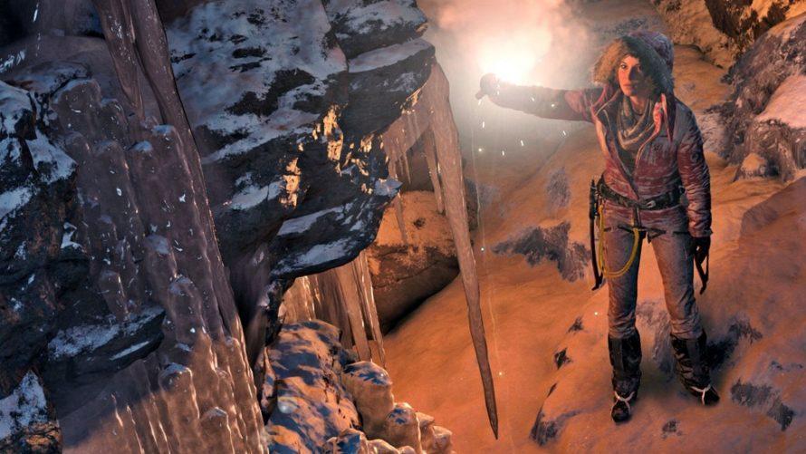 Rise of the Tomb Raider – Brandneuer Trailer zeigt Lara in Action