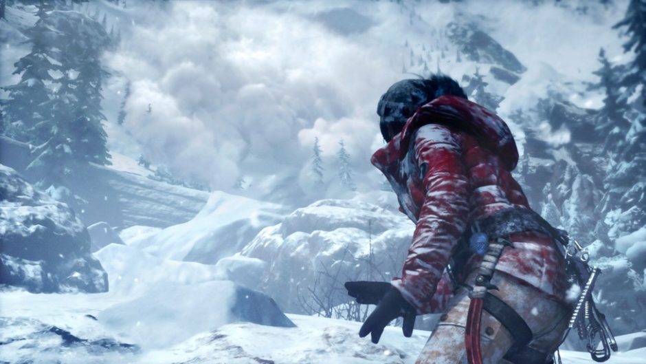Xbox One – Rise of the Tomb Raider nicht zeitexklusiv?