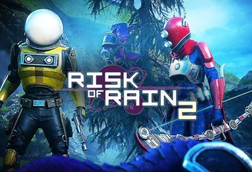 Risk of Rain 2 - Erschien überraschend auch für Xbox One