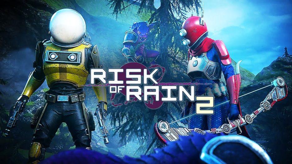 Risk of Rain 2 – Erschien überraschend auch für Xbox One
