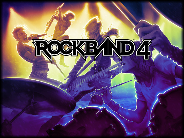Rock Band 4 bekommt Multiplayer spendiert