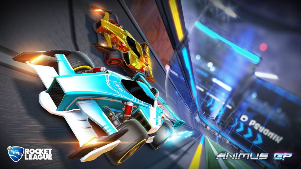 Rocket League – 2nd Anniversary-Update im Trailer vorgestellt
