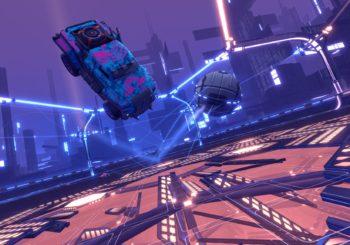 Rocket League - Dropshot-Update ab heute verfügbar