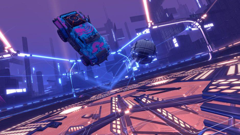 Rocket League – Neuer Dropshot-Modus angekündigt
