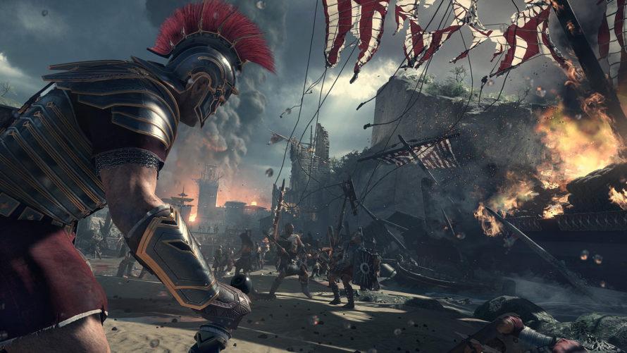 Crytek – Sind nicht 100% zufrieden mit Ryse: Son of Rome-Verkäufen