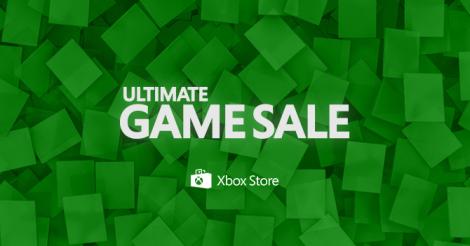 Xbox One – Die Spiele und Preise des Ultimate Game Sales