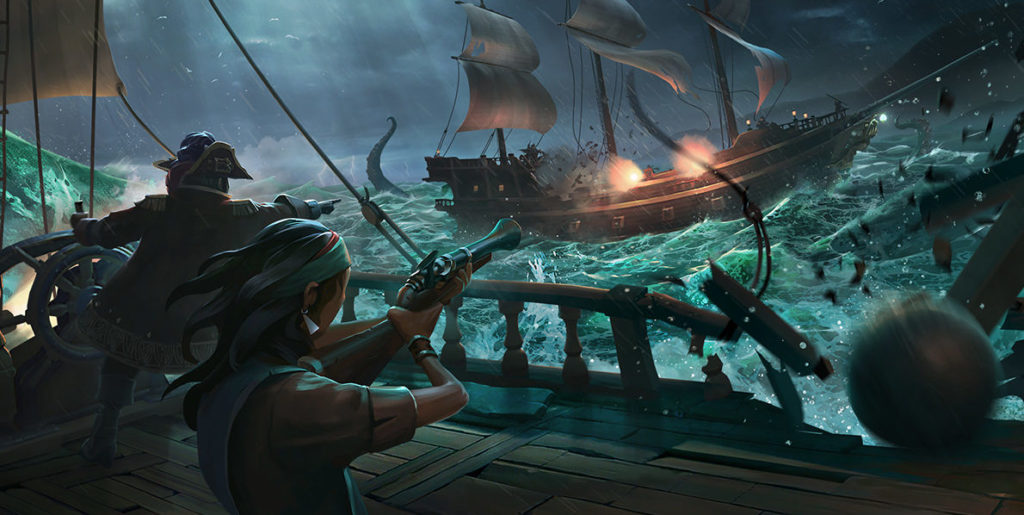 Sea of Thieves – Das Museum der Piraten