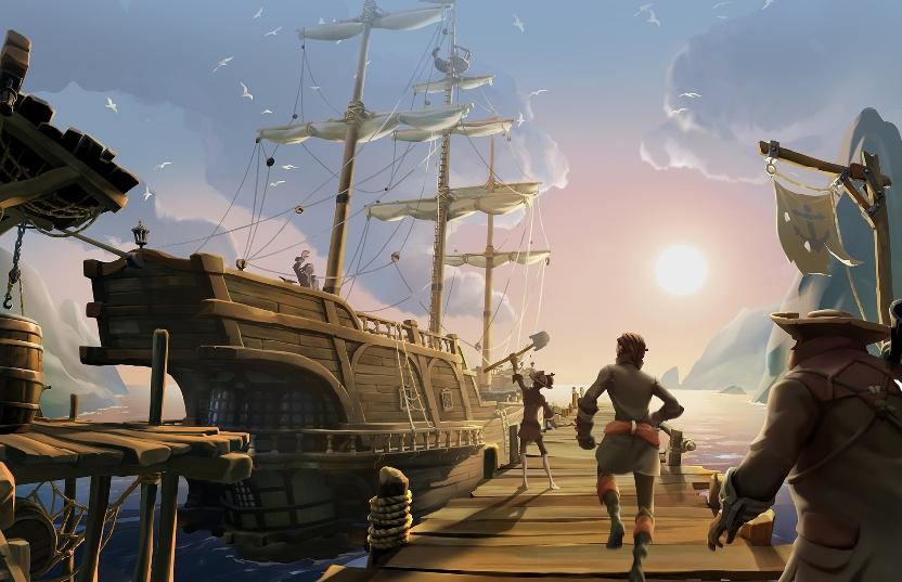 Sea of Thieves Alpha – Stecht am Wochenende erneut in See