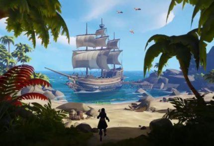 Sea of Thieves - Die Festung der Skelette
