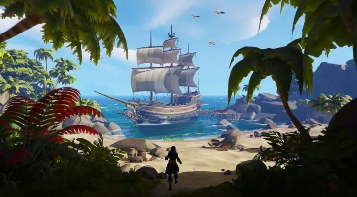 Sea of Thieves – Private Piraten-Crews sind unterwegs