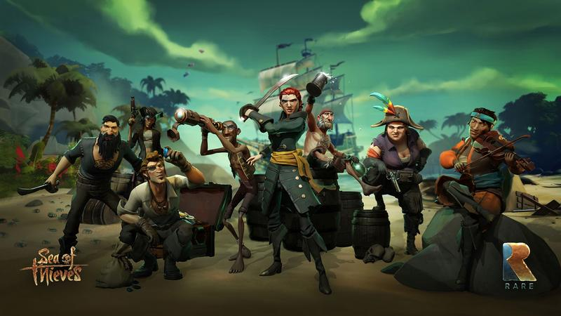 Sea of Thieves Closed Beta – Rare arbeitet mit Hochdruck an Start-Problemen