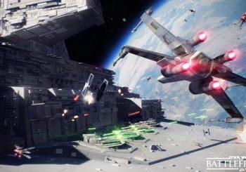 Star Wars Battlefront 2 - Erster Trailer zum Sternenjäger-Angriff-Modus
