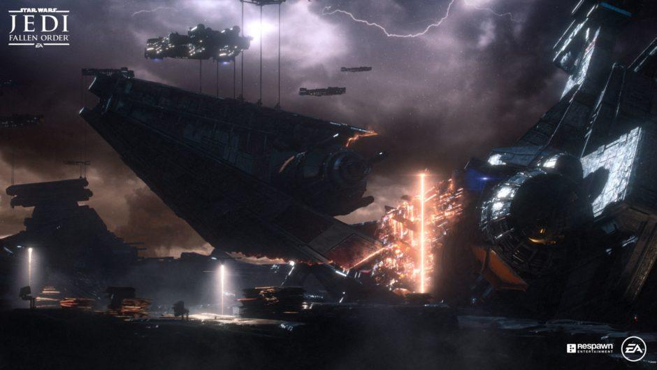 Star Wars: Jedi Fallen Order – Hier erfahrt ihr die ersten Details