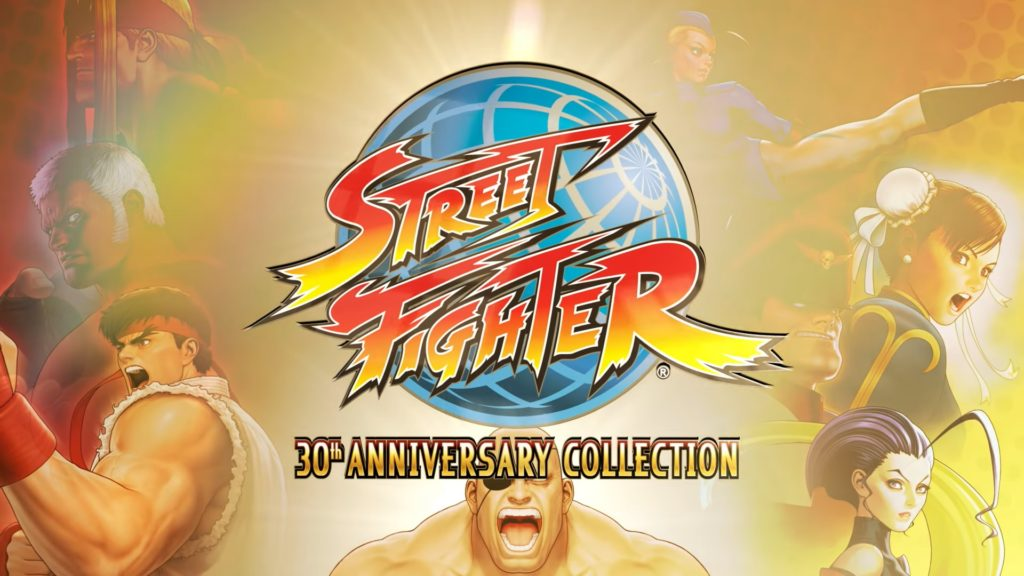 Capcom – Street Fighter 30th Anniversary Collection angekündigt