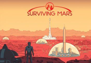 Review: Surviving Mars - Die ersten Marsianer im Test