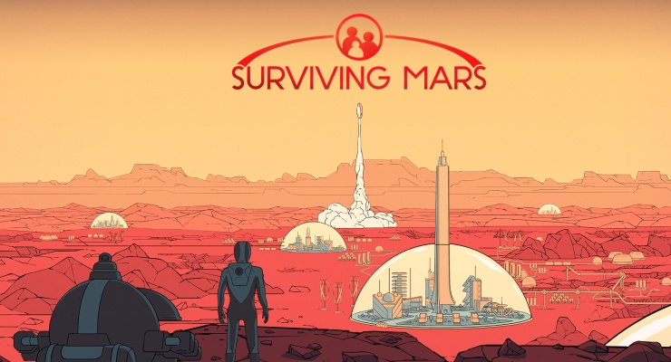 Surviving Mars – Der Pre-Order Trailer
