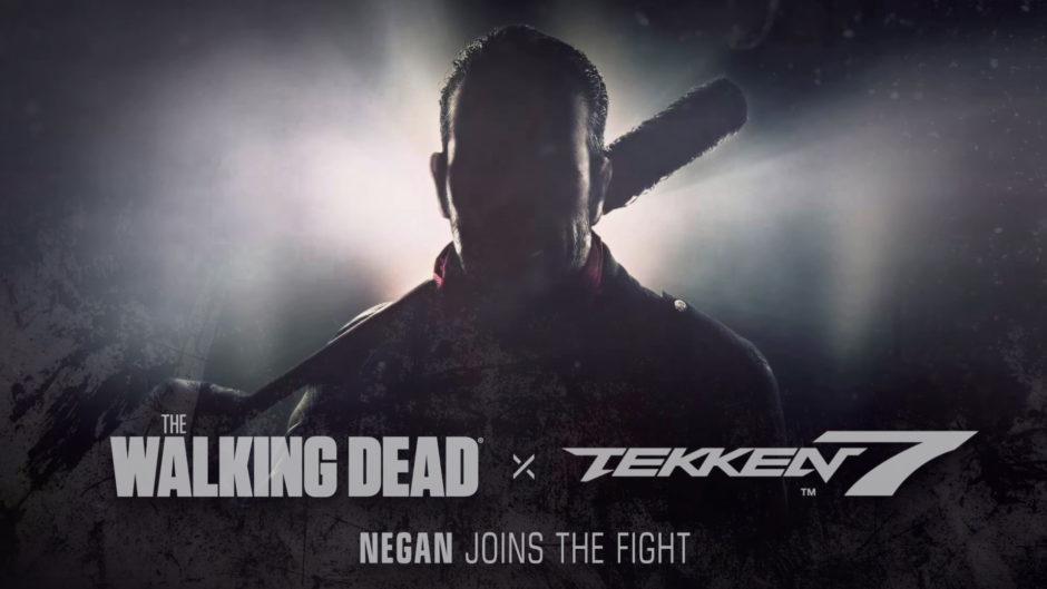 Tekken 7 – Negan aus The Walking Dead zeigt sich im neuen Trailer