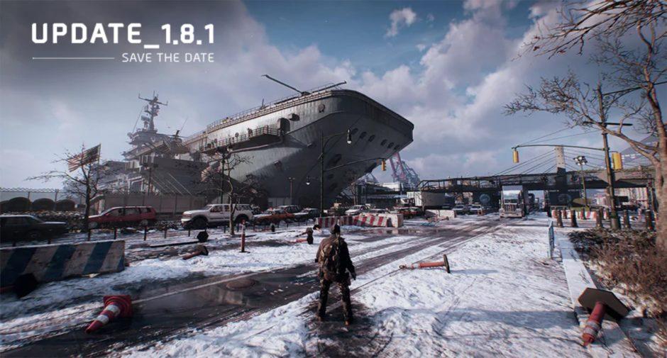 The Division – Patch 1.8.1 ab sofort verfügbar und bringt 4K-Support