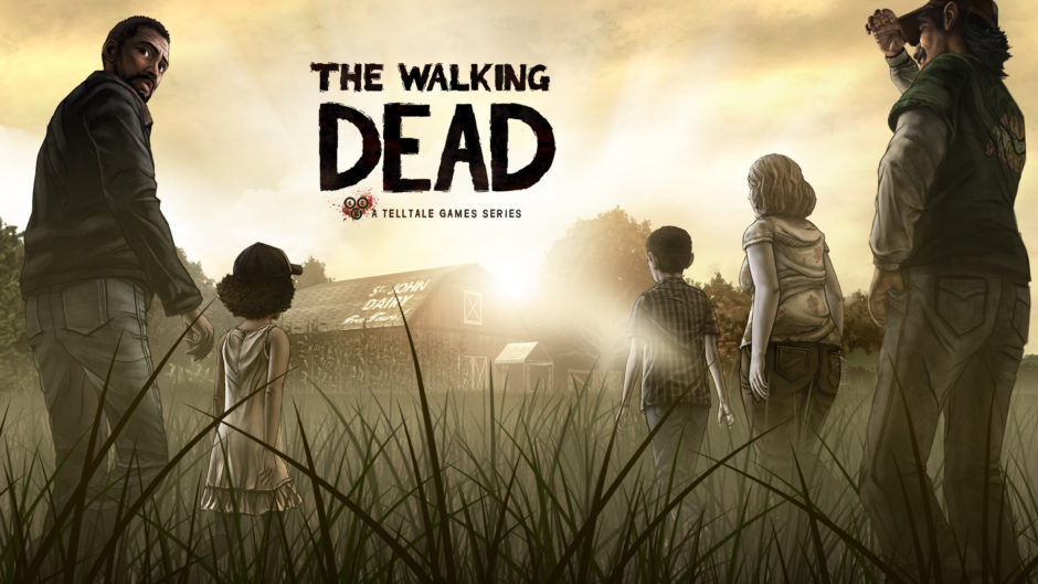 The Walking Dead Game of the Year Edition für Xbox One bei GameStop gelistet
