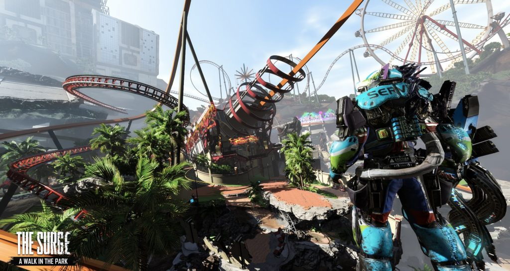 The Surge: A Walk in the Park Launch-Trailer erschienen