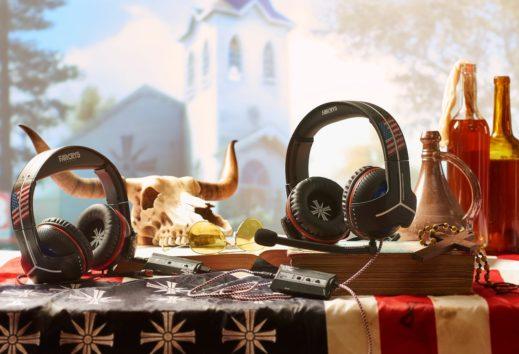 Far Cry 5 - Thrustmaster kündigt limitierte Headsets an