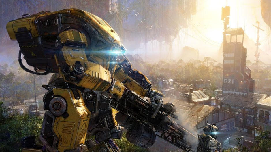 Titanfall 2 – Colony Multiplayer-Map im Gameplay-Trailer + Infos zum Release