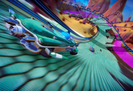 Review: Trailblazers - Arcade-Racer mit jeder Menge Boost