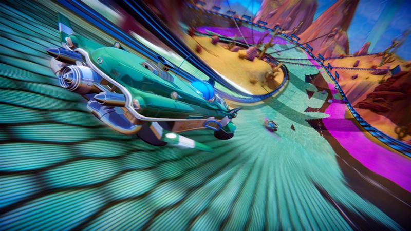 Review: Trailblazers – Arcade-Racer mit jeder Menge Boost