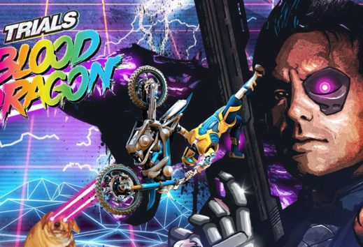E3 2016: Launch Trailer zu Trials of the Blood Dragon erschienen