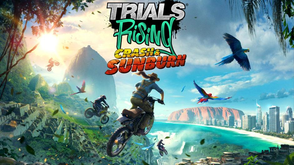 gamescom 2019: Trials Rising Crash & Sunburn – Erweiterung hat ein Releasedatum